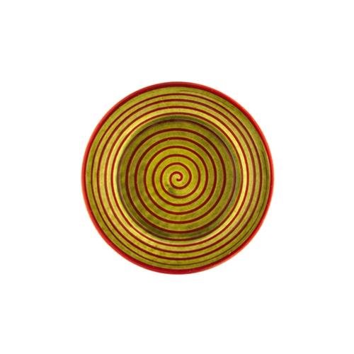 Plato Postre Espiral