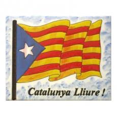Placa Catalunya lliure