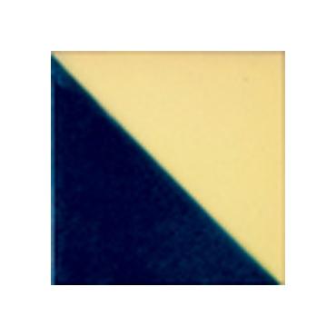 Vidriado Paja 12 / Azul 43
